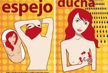 publicidad y cancer de mama