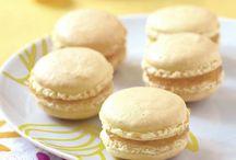 Macarons, bezele, pricomigdale