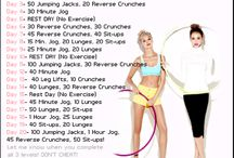 Fitness / by Elizabeth Jeffries