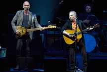 Paul Simon & Sting LIVE! / Paul Simon & Sting, two of music's most renowned and enduring artists, will perform a series of concerts On Stage Together, including a stop at the United Center on February 25.