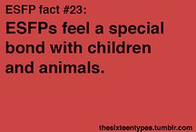 Esfp / by Kelly Coble