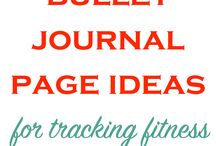 Bullet Journal Ideas* / Bullet journal ideas for beginners and creatives.