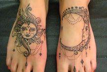 Erin's Tattoos
