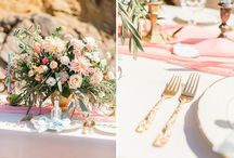 Rose Quartz Wedding Ideas
