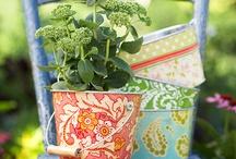 Garden ideas / by Natalie Coffin-Mcilmoyle