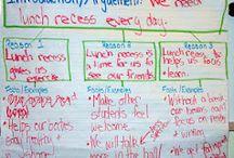 Elementary School Writing / by Rorey Risdon