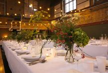 Urban Wedding Venues / Wedding venues in and around Copenhagen. You can rent all of these through Rentspace.dk