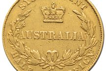 Historic Australian Coins & Medallions / Valuable rarities and sought-after coins, medals and medallions from Australian minting history.