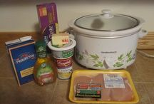 BUSY MOMS Crockpot Recipes