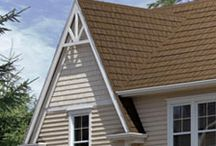 A: Brick Siding all things Trim / Exterior House colors, textures and materials