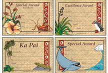 Maori certificates for kapahaka