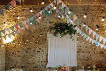 結婚式場装飾