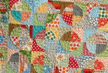 Messy Crafts: Quilting, Applique, & Embroidery / by Tyra Neal
