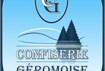 La confiserie Géromoise / Confiseries biologiques : gommes, pastilles, et bonbons des Vosges