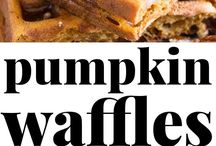 Pumpkin and Apple Recipes - Sweet and Savory / Best Recipes with Pumpkin or Apple
