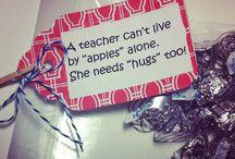 Teacher Appreciation Week / by Shannon Williams