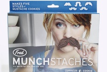 mustaches / by Abby Hammons