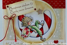 Merry Christmas, Darling / inspiration for Christmas cards