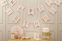Hadley 4th Birthday / Hadley Golden Birthday!!