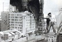 Behind the scenes of Godzilla