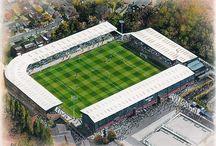 English League Two in Art / Buy stunning stadia art as great gift ideas @ www.sportsstadiaart.com