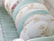 Vintage Plates / by Kerry Gilbert