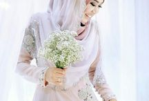 wedding dresess hijab