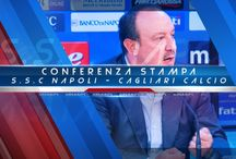 Conferenze SSC Napoli