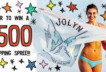 Jolyn swim!!