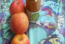 b urro di mele