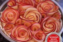 English Rose / Brit-inspired Casual Dinner / by Mia Wasilevich