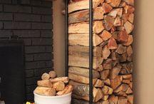 House Design - Interior - Fireplace