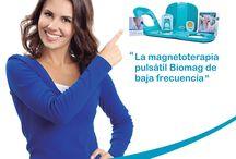 MAGNETOTERAPIA / #salud #drenajelinfático #linfanew http://www.linfanew.com/