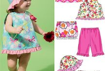 Sewing patterns/projects