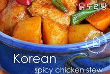 *Korean food*