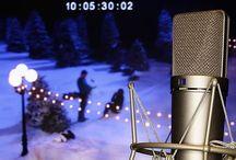 Doppiaggio / Tutto per gli speaker e doppiatori