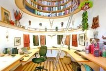 Libraries and Book Spaces That Inspire Us / by Book Decor