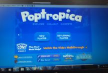 Poptropica / My fave computer game