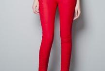 I love Red / Rojo Pasión / Belleza y sensualidad en rojo