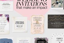 Make a statement invitation
