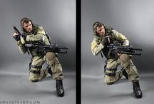 Pose Reference 3- Combat Soldier
