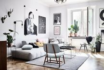 Interior design inspo / when you are looking for some tips how to make your home even more comfortable heaven on Earth.
