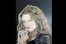 Portretten / Schilderijen met portretten