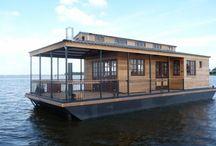 floating homes houseboats