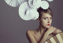 Headpieces / paperwear