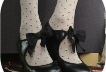 Chaussures à ne plus savoir ou les mettre.... / Chaussures de mes rêves