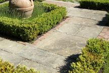 Reclaimed York and Indian Stone Paving / Some of the York stone projects that have been built using our reclaimed York Stone paving