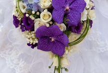svatby - kytice