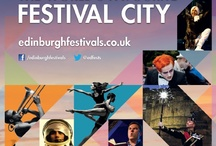 Edinburgh- World's Favourite Festival City  / All the things we love about Edinburgh that makes it the world's favourite Festival city!