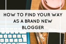 Blogging / Tips and tricks on how to blog. Ideas, checklist, to-do list, role models, mentors.